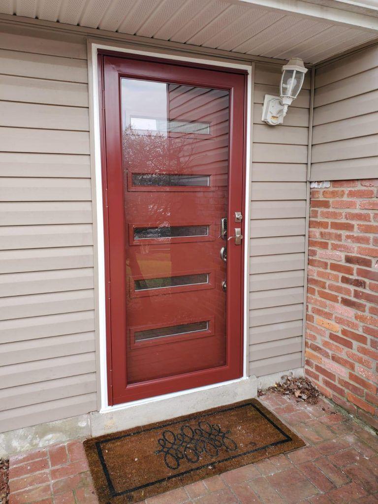 red-storm-door